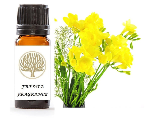 Fressia Fragrance Oil 10ml - ekoface