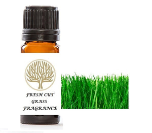 Fresh Cut Grass Fragrance Oil 10ml - ekoface