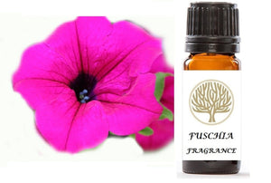 Fuschia Fragrance Oil 10ml - ekoface