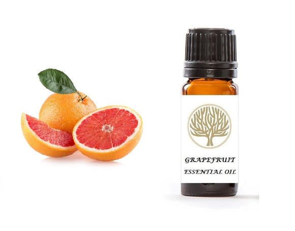Pink Grapefruit Essential Oil 10ml - ekoface