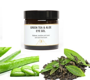 Green Tea Eye Gel 60ml - ekoface