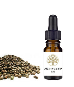 Hemp Seed Face Oil - ekoface