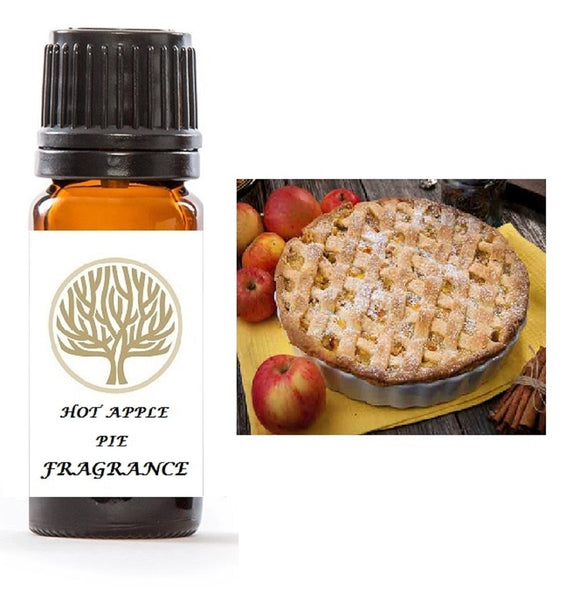 Hot Apple Pie Fragrance Oil 10ml - ekoface