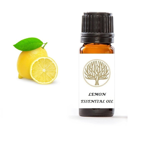 Lemon Essential Oil 10ml - ekoface