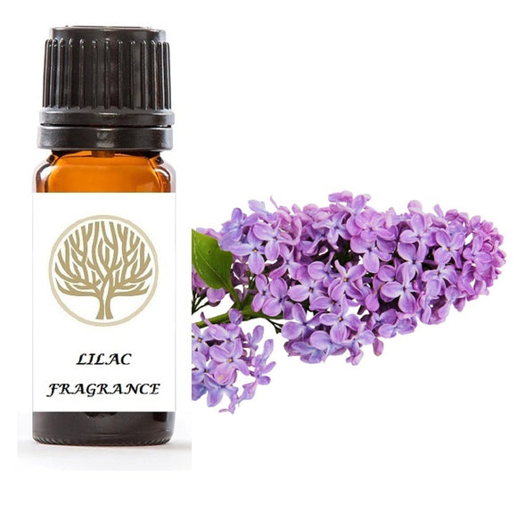 Lilac Fragrance Oil 10ml - ekoface