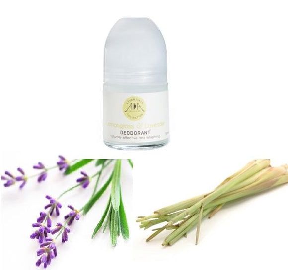 Lemongrass & Lavender Roll-on Deodorant 50ml - ekoface