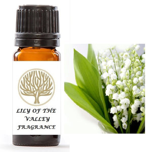 Lily of The Valley Fragrance Oil 10ml - ekoface