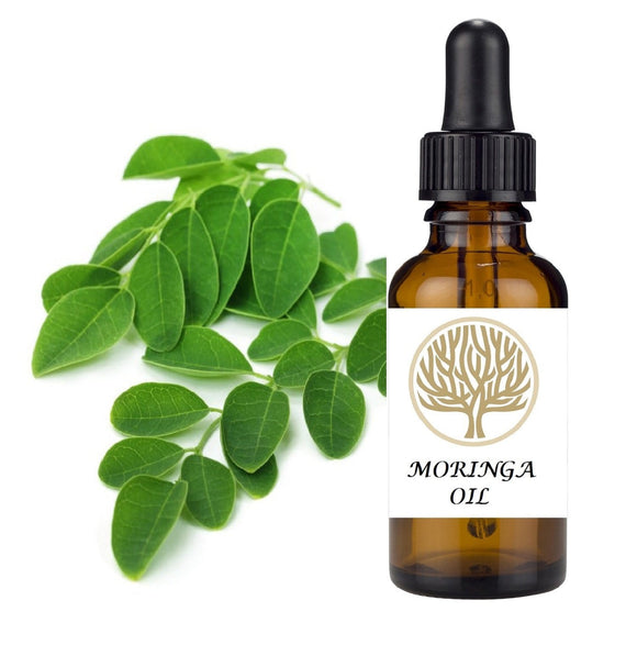 Moringa Face Oil - ekoface
