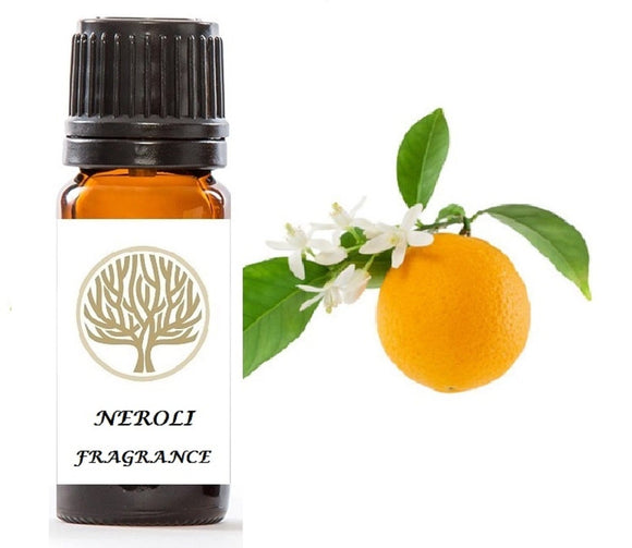 Neroli Fragrance Oil 10ml - ekoface