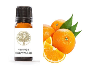 Orange Essential Oil 10ml - ekoface