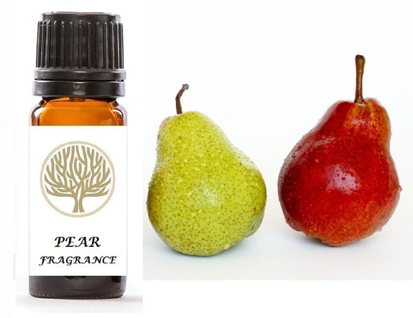 Pear Fragrance Oil 10ml - ekoface