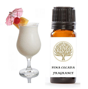Pina Colada Fragrance Oil 10ml - ekoface