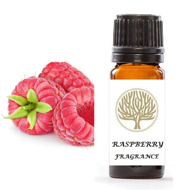 Raspberry Fragrance Oil 10ml - ekoface