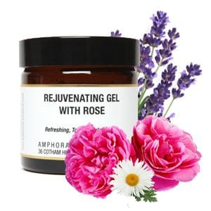 Rejuvenating Gel with Rose 60ml - ekoface