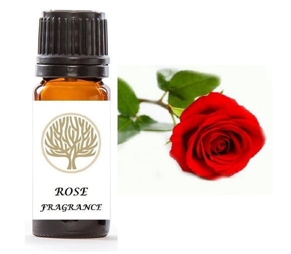 Rose Fragrance Oil 10ml - ekoface