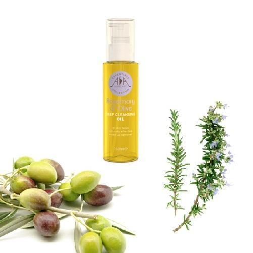 Rosemary & Olive Deep Cleansing Oil 150ml - ekoface