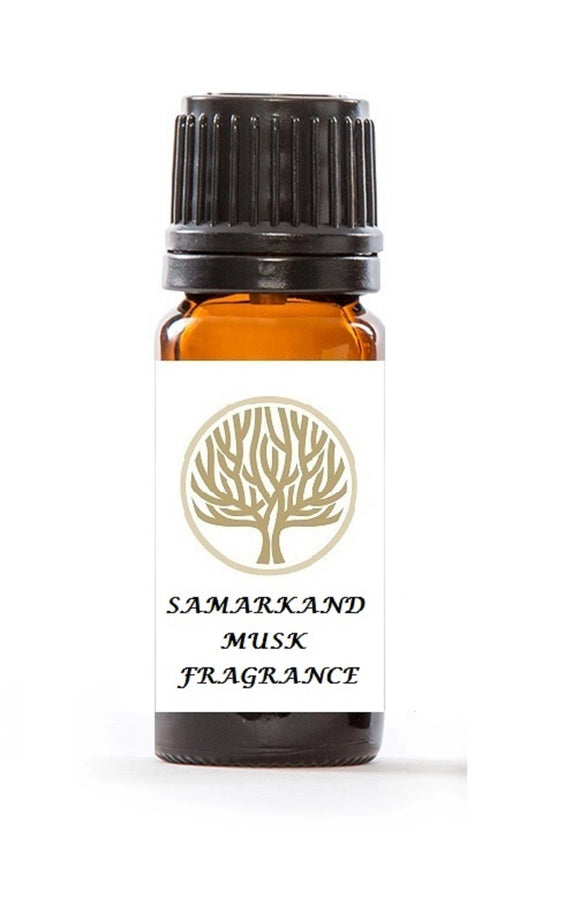 Samarkand Musk Fragrance Oil 10ml - ekoface
