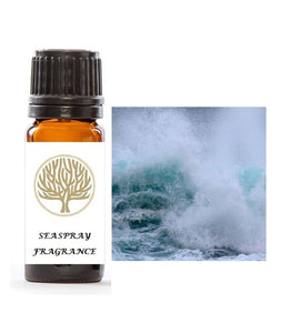 Seaspray Fragrance Oil 10ml - ekoface