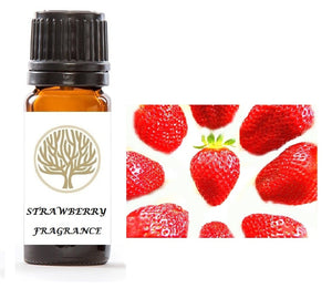 Strawberry Fragrance Oil 10ml - ekoface