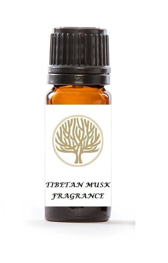 Tibetan Musk Fragrance Oil 10ml - ekoface