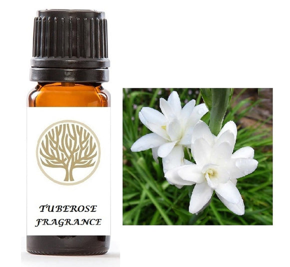 Tuberose Fragrance Oil 10ml - ekoface