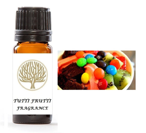 Tutti Frutti Fragrance Oil 10ml - ekoface