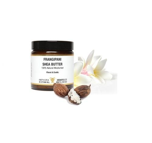 Whipped Frangipani Absolute Shea Butter 120ml - ekoface