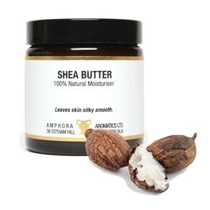 Whipped Shea Butter 120ml - ekoface