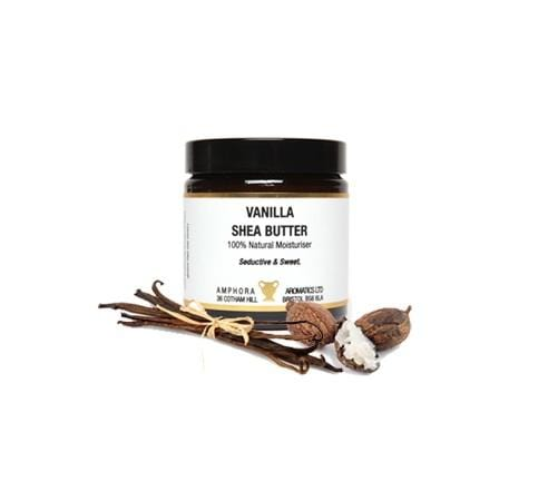 Whipped Vanilla Absolute Shea Butter 120ml - ekoface