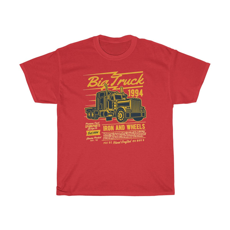 Big Truck 1994 Unisex Heavy Cotton Tee