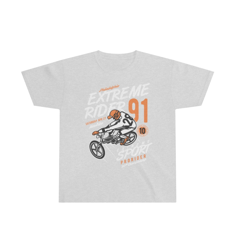 Extream Rider Youth Ultra Cotton Tee