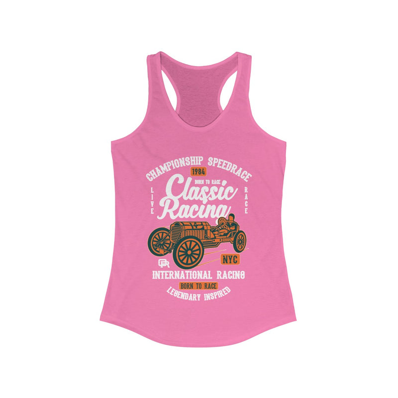 Classic Racing 1948 Women's Ideal Racerback Tank