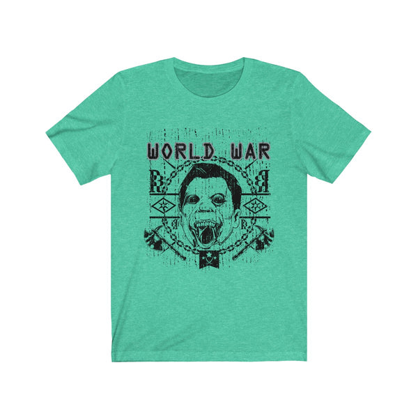World War Unisex Jersey Short Sleeve Tee