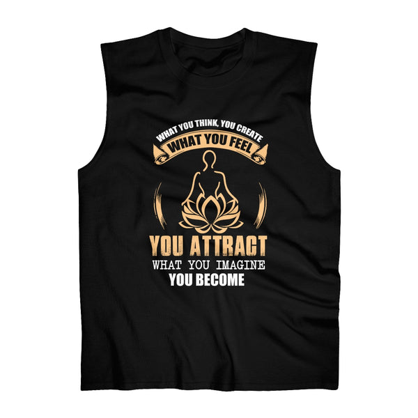 You Attract Men's Ultra Cotton Sleeveless Tank