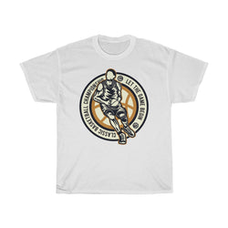 Classic Basketball Champoinship Unisex Heavy Cotton Tee