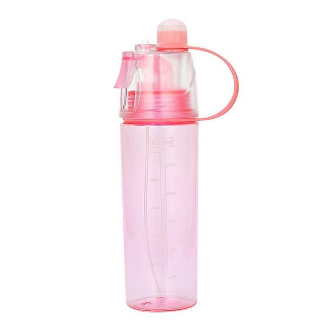 Scrub Sports Water Bottle