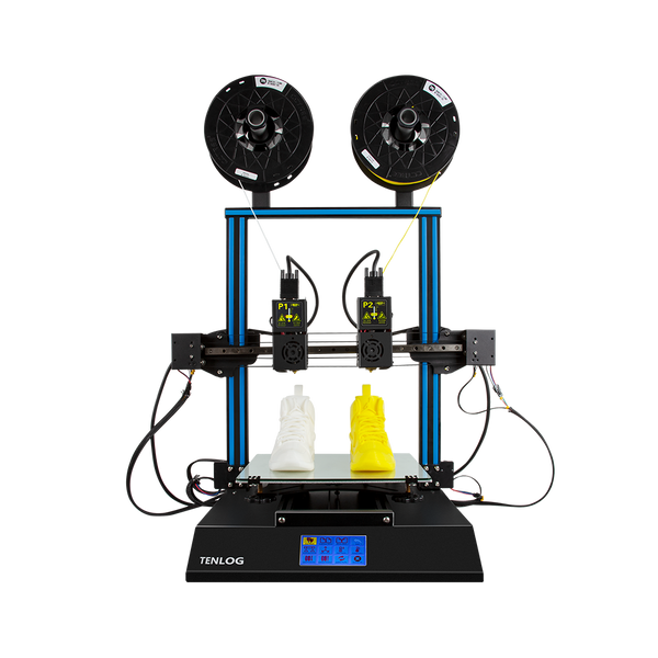 Independent Dual  3D Printer