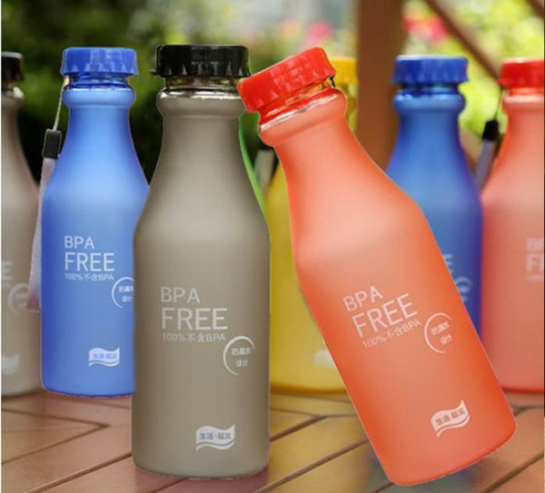 550ML Sports Travel Water Bottle