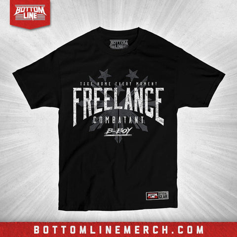 "B-Boy ""Freelance Combatant"" Shirt"