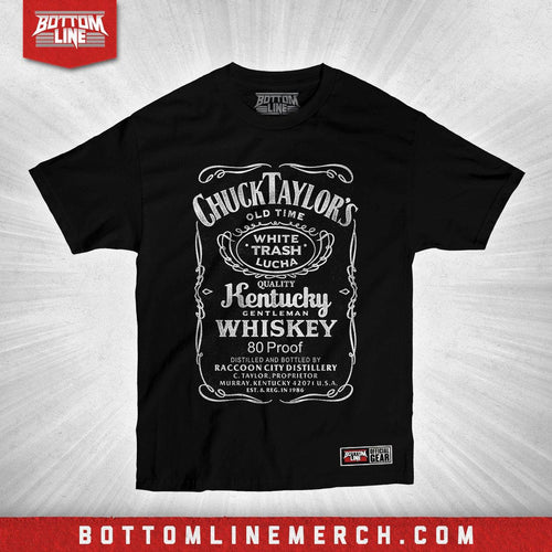 "Chuck Taylor ""Kentucky Gentleman Whiskey"" Shirt"