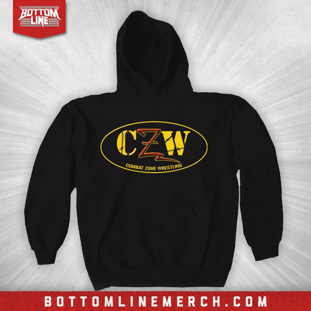 "CZW ""Logo Color"" Hoodie"