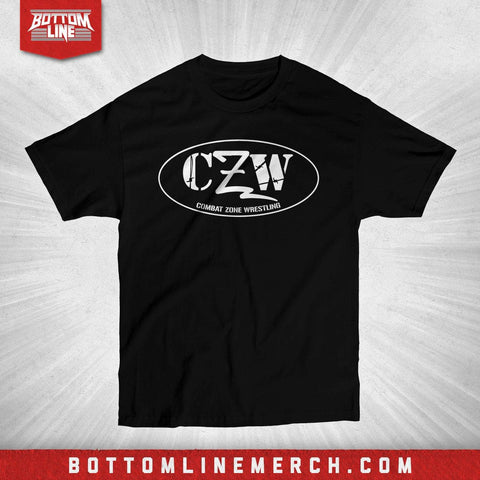 "CZW ""Logo White"" Shirt"