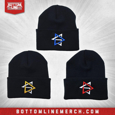"David Starr ""DS Logo"" Beanie"