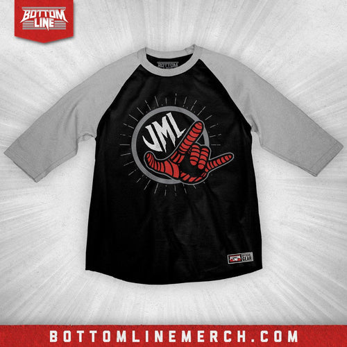 "David Starr ""JML"" Raglan Shirt"