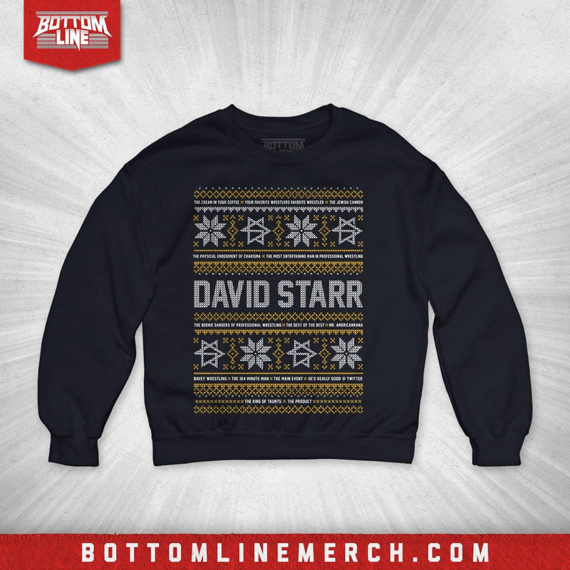 "David Starr ""Ugly"" Sweater"