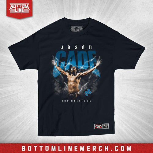 "Jason Cade ""Lightning"" Shirt"
