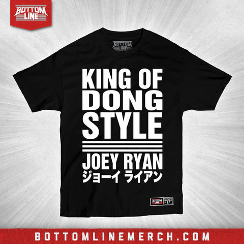 "Joey Ryan ""King of Dong Style"" Shirt"