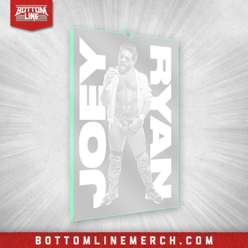 "Joey Ryan ""Lollipop Text"" Ornament"
