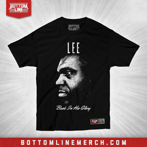 "Keith Lee ""Profile"" Shirt"