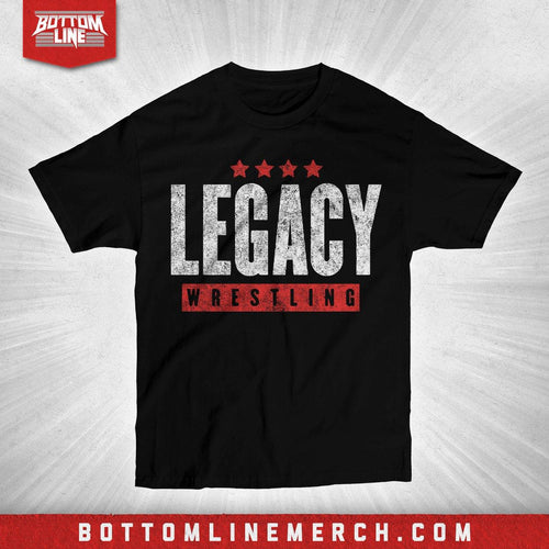 "Legacy Wrestling ""Fight"" Shirt"